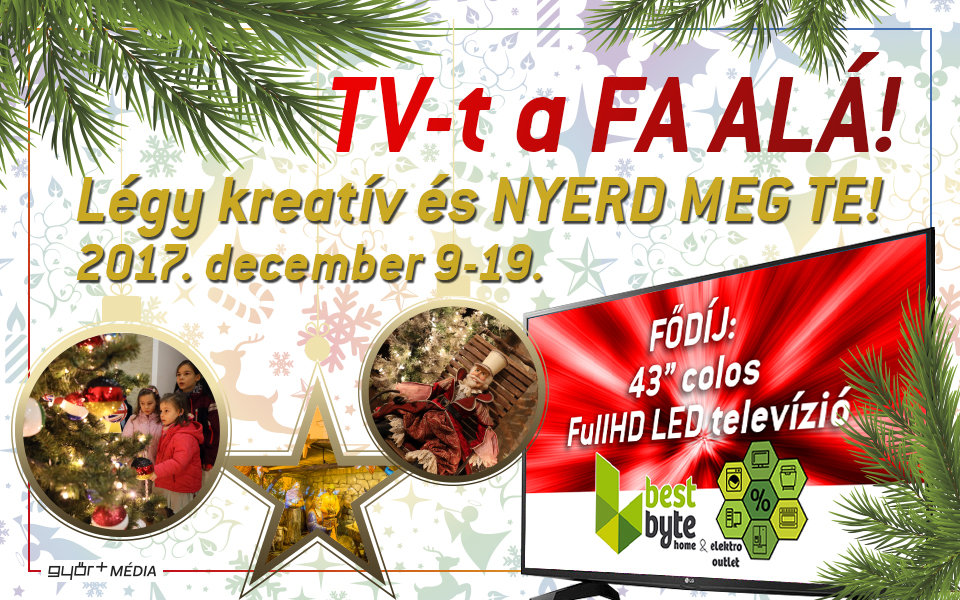 TV-t a fa alá - Pop Up Banner