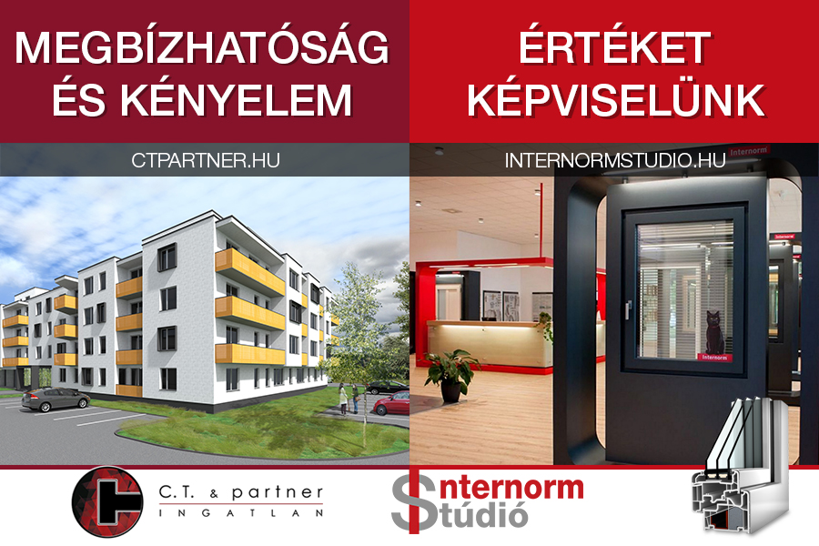 CT and Partner - Internorm - Pop-UP Banner