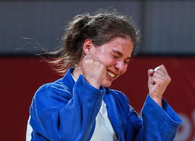 Özbas Szofi, judo